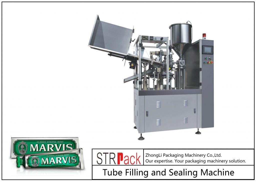 Mesin Tube lan Mesin Pengedap SFS-60