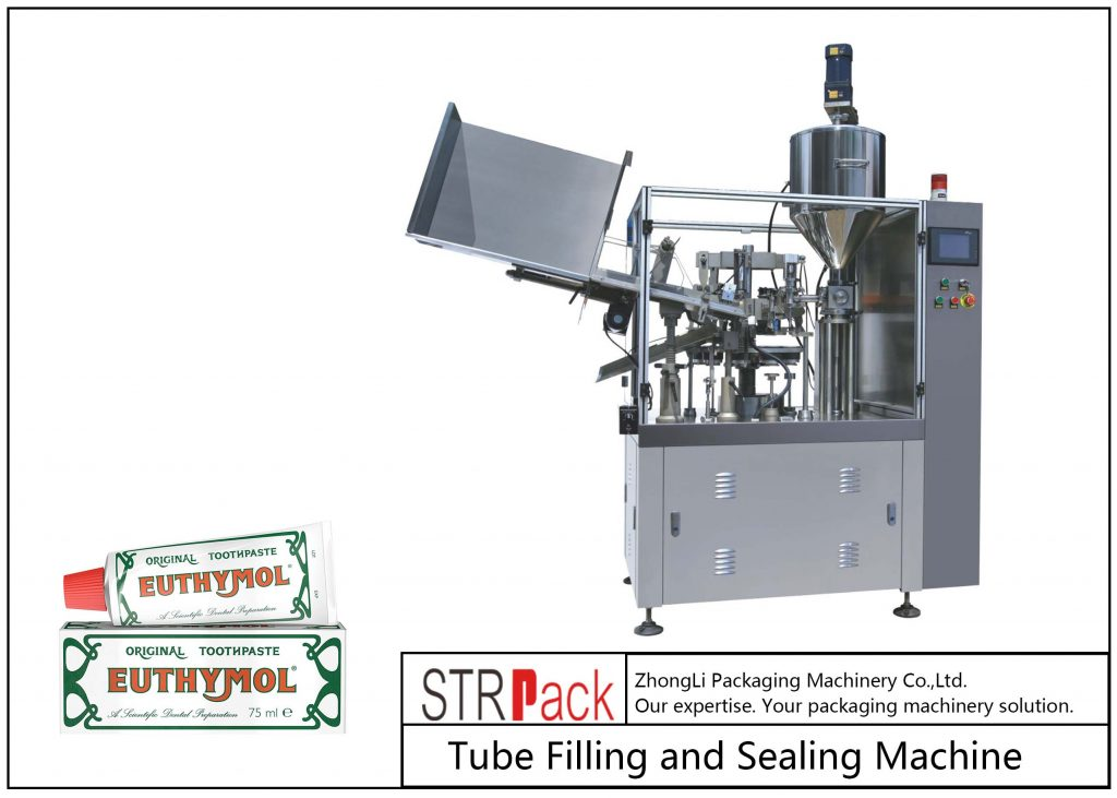 Mesin Pengisi lan Pengedap Tube SFS-60Z
