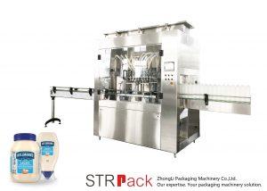 Mesin Pengisi Pump Rotor STRRP